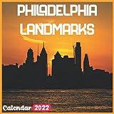 Philadelphia Landmarks Calendar 2022: Philadelphia Calendar 2022: 18 Months Philadelphia Travel With Beautiful Scenes of Philadelphia Calendar 2022 ... Wilderness of Philadelphia Monthly Planner