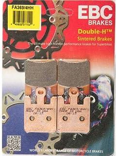 Pastillas de Freno compatibles con Daelim S1 125 S3 125 250 EBC SFA661//4 2007-2019