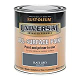 Rust-Oleum RO0030105G1 750 ml Universal Paint - Gloss Slate Grey