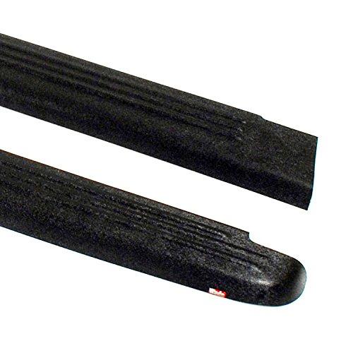 Wade 72-30101 Truck Bed Rail Caps Black...