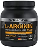 GloryFeel L-Arginin 380 Kapseln - Vergleichssieger...