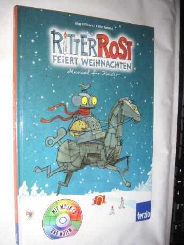 Ritter Rost: Ritter Rost feiert Weihnachten: Buch OHNE CD