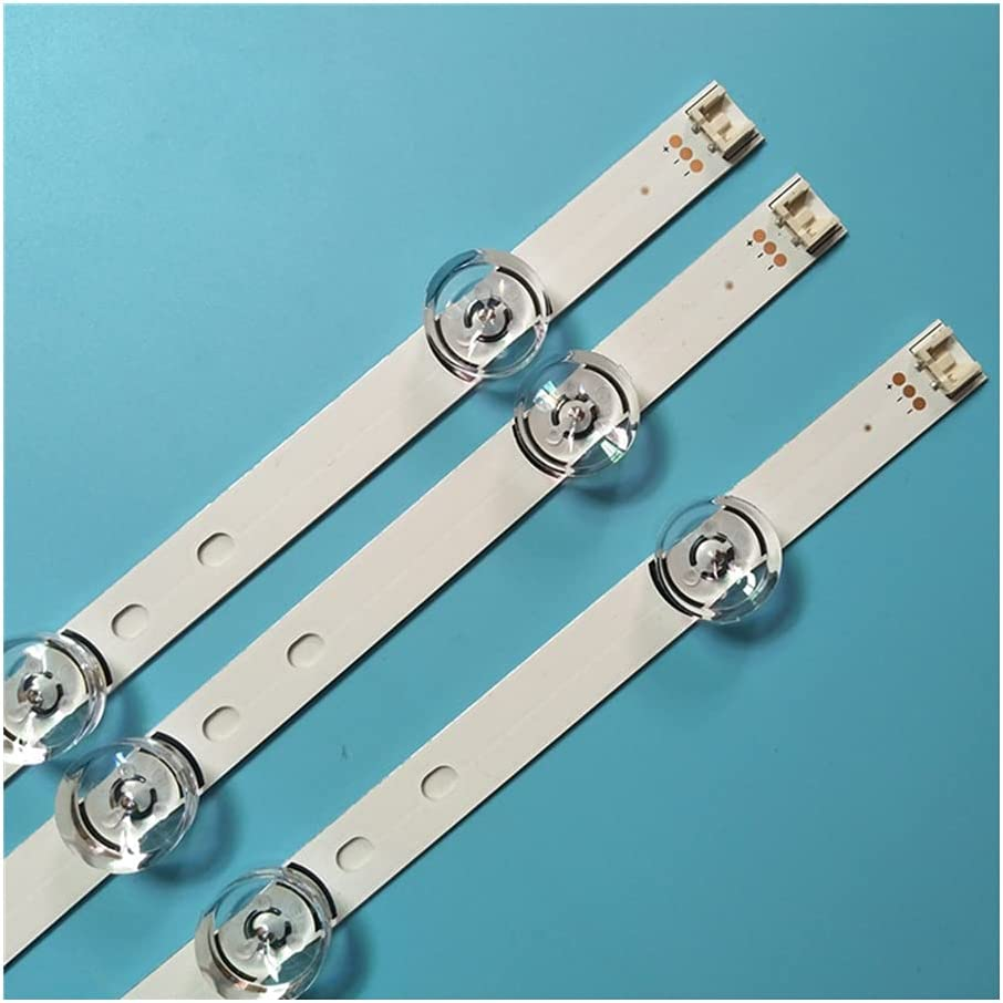Long Beach Mall Online limited product Replacement Part for TV 3 PCS LED Strip 32L LG32LB Backlight