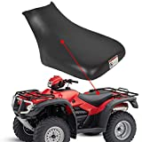 ECOTRIC New ATV Complete Seat Compatible with 2005-2011 Honda TRX 500 TRX500 Foreman