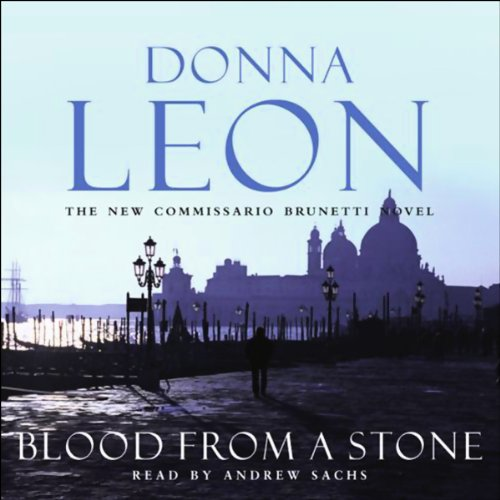 Blood from a Stone cover art