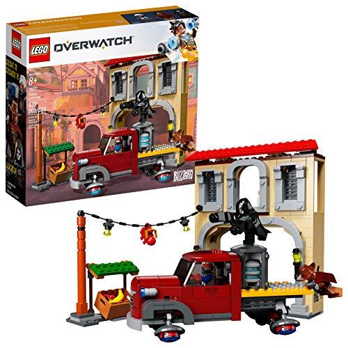 LEGO Overwatch Dorado Showdown 75972 Building Kit, 2019 (419 Pieces)