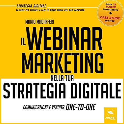 Il Webinar Marketing nella tua strategia digitale copertina