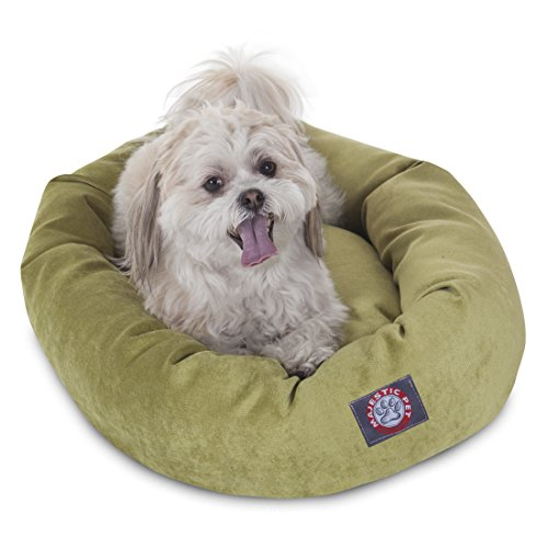 Villa-Bagel-Dog-Bed-by-Majestic-Pet-Products