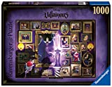 Ravensburger Puzzle 1000 Piezas, Villainous Evil Queen, Puzzle Disney, Rompecabezas Ravensburger de Óptima Calidad, Villanos Puzzle, Edad Recomendada 12+