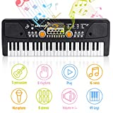 Immagine 2 wostoo tastiera elettronica chargable pianoforte