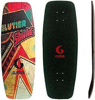 Glutier Surfskate Deck Pop Shake 27,25 monopatin S...