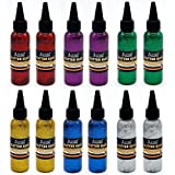 Best Fabric Glues - JAGS Washable Non-Toxic Glitter Glue for Art Review