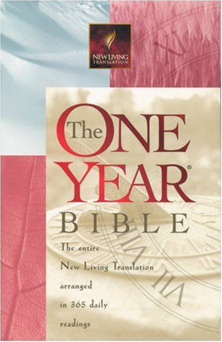Compare Textbook Prices for The One Year Bible: NLT1 New Living Translation The change your life Daily Bible is a special edition of The One Year Bible, New Living Translation, edition Edition ISBN 9780842332897 by Tyndale