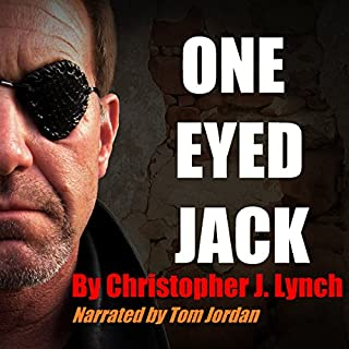 One Eyed Jack audiobook cover art