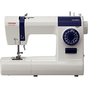 Toyota ECO 15CJ - Máquina de coser, 65 W, 15 programas, color ...