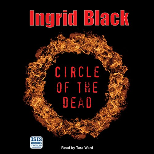 Circle of the Dead audiobook cover art