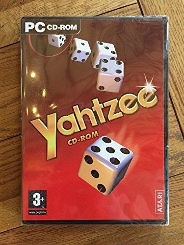 pc - Yahtzee (1 GAMES)