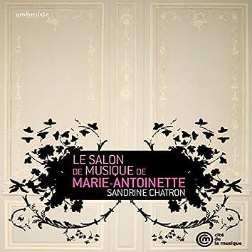 Le Salon de musique de Marie-Antoinette