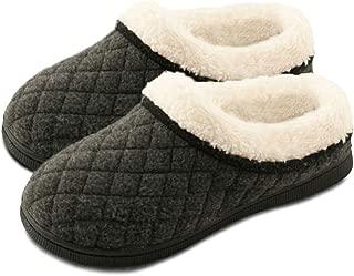 Pupeez Girls Slipper Cozy Comfort Warm Quilted Fleece Clog House Shoe