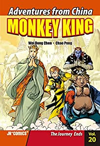 Monkey King Volume 20: The Journey Ends