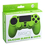 FR·TEC - Protector De Silicona + Grips - Color Verde PS4