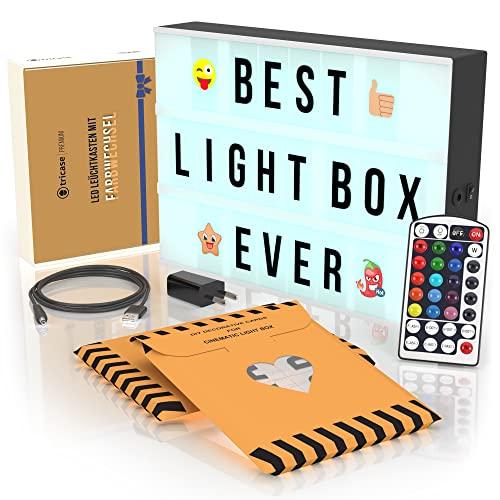 M. ROSENFELD Germany -  LED Lightbox mit