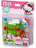 Mega Bloks Hello Kitty Pretty playground (10 pcs)