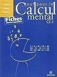 Tout pour le calcul mental CE2 - Livre du professeur