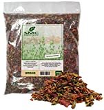 KOSHER Red & Green BELL Peppers 1 Pound Bulk Bag-Heat Sealed to Maintain Freshness-Crushed...
