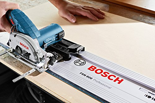 Bosch Professional GKS 12 V-26 Cordless Circular Saw with 2 x 12 V 2.0 Ah Lithium-Ion Batteries, L-Boxx