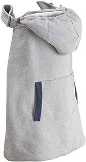 赤ちゃん 防寒 カバー 抱っこひも ベビーキャリー対応 軽量 フード 付き オールシーズン