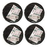 Confezione 4 filtri x Faber 152-2152-2156