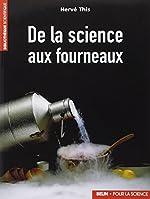 De la science aux fourneaux de Hervé This