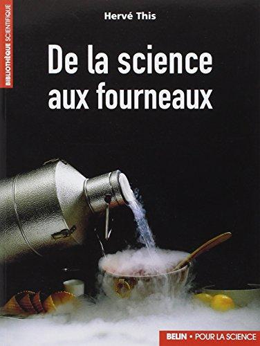 De la science aux fourneaux