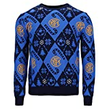 GIL Christmas Edition 2020 Sweater Maglioni, Unisex – Adulto, Blu, L
