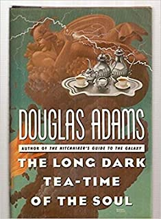 By Douglas Adams - The Long Dark Tea-Time of the Soul (1905-06-26) [Hardcover]