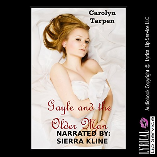 Gayle and the Older Man audiobook cover art