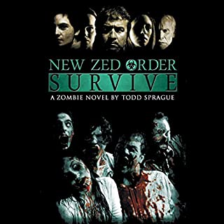 New Zed Order: Survive audiobook cover art