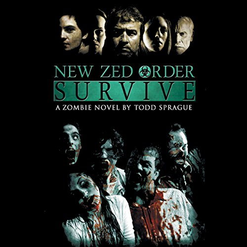 New Zed Order: Survive cover art