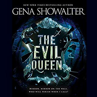The Evil Queen audiobook cover art