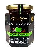 Mia Moiii Gourmet Salsa Chipotle de manzana 200 g (Paquete de 2)