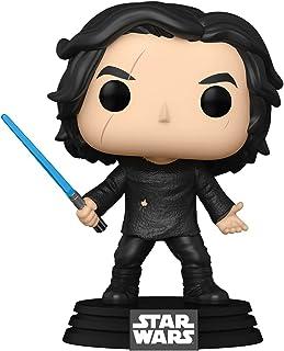 Funko Pop! Star Wars: Star Wars - Ben Solo con sable azul