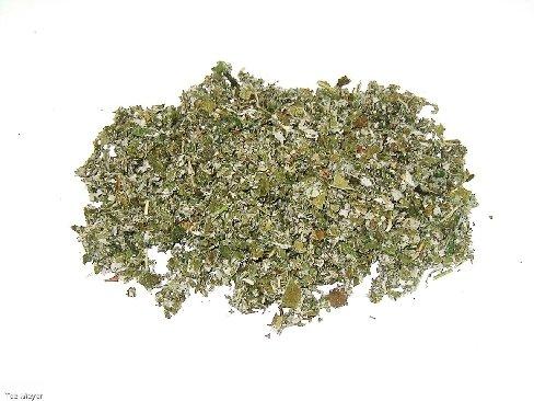 Himbeerblätter geschnitten 1 kg Vorratspack TEE Tee-Meyer