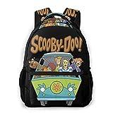 Zaino Scooby-Doo Family Theme School Bag Escursionismo Borsa casual