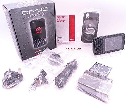 Motorola Droid Pro XT610 Android Smartphone, for Verizon