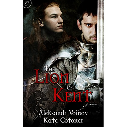 The Lion of Kent audiobook cover art