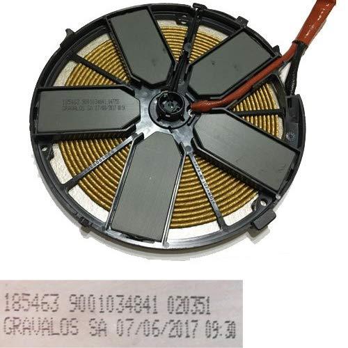 Desconocido Bobina Inducción 185463 9001034841 Balay 3EB865FR 17 cms