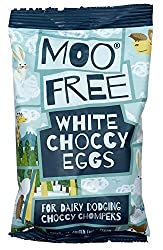 Tantalising, dairy free white chocolate mini eggs Made using dairy-free and vegan UTZ/Rainforest alliance chocolate Made for the chocolate connoisseur Perfect for Easter egg hunts Ideal for the entire family and friends Number of items: 1
