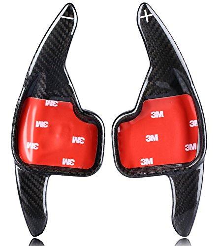 Eppar New Carbon Fiber Steering Wheel Shifr Paddle for BMW 2 Series F22 Coupe 2013-2016 218i 220i 228i M235i