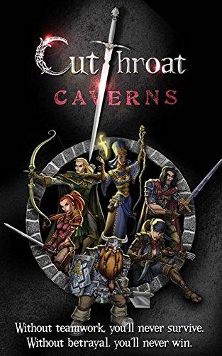 Smirk & Dagger Cutthroat Caverns, Multi-colored,